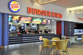 Burger King Architecture
