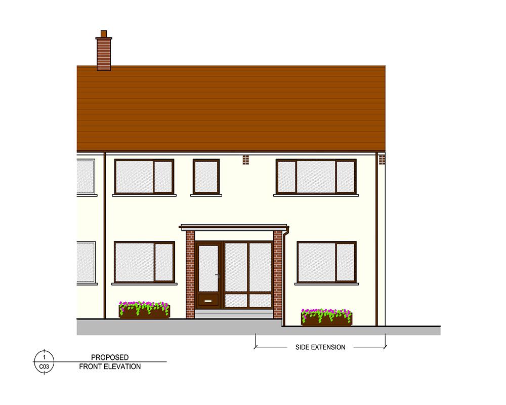 Private House concept design