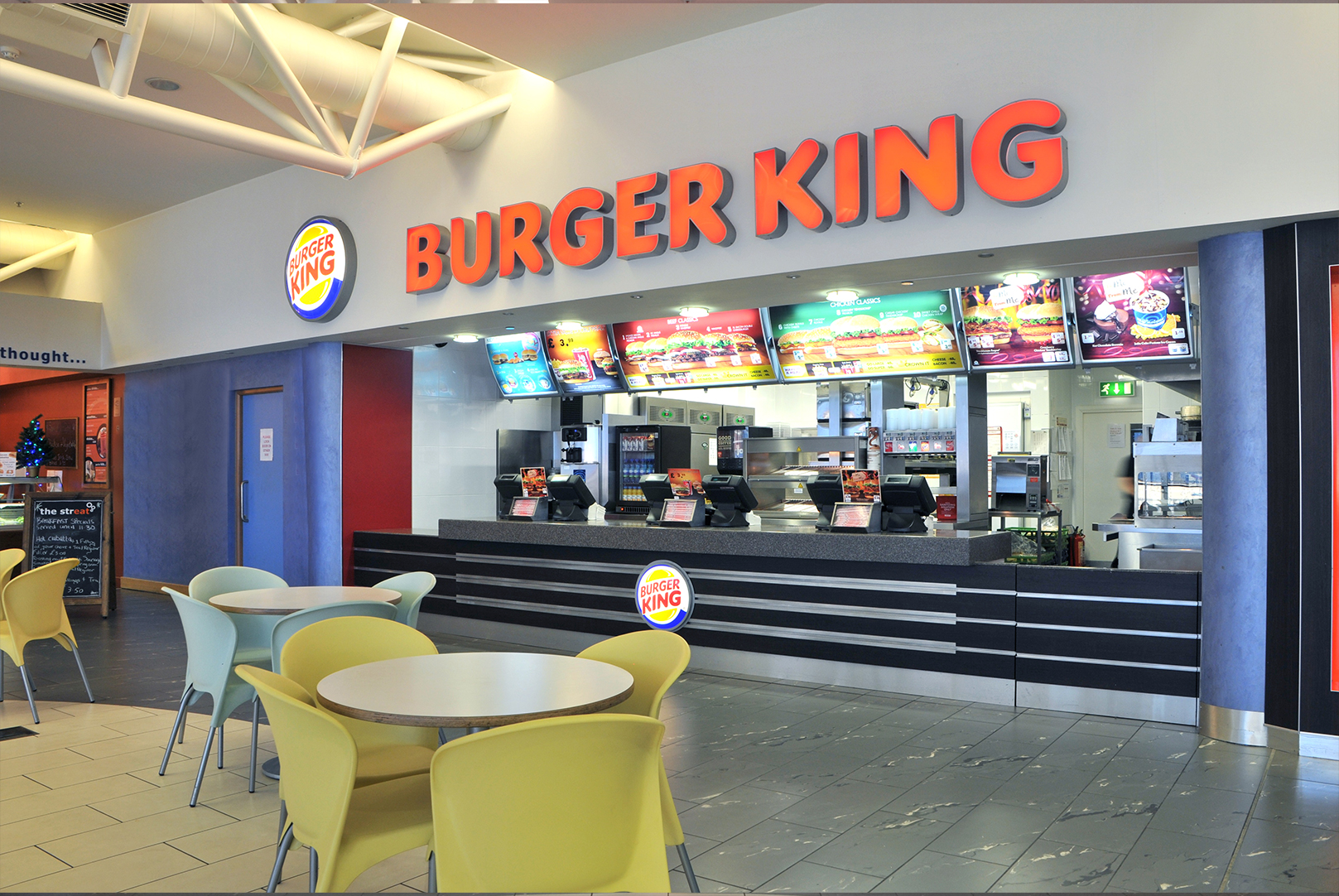 Connswater Burger King