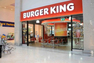 Burger King Restaurant fit outs, Northcott Shopping Centre, Glengormley