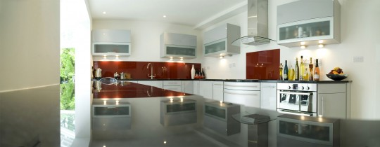 Kitchen design South Belfast