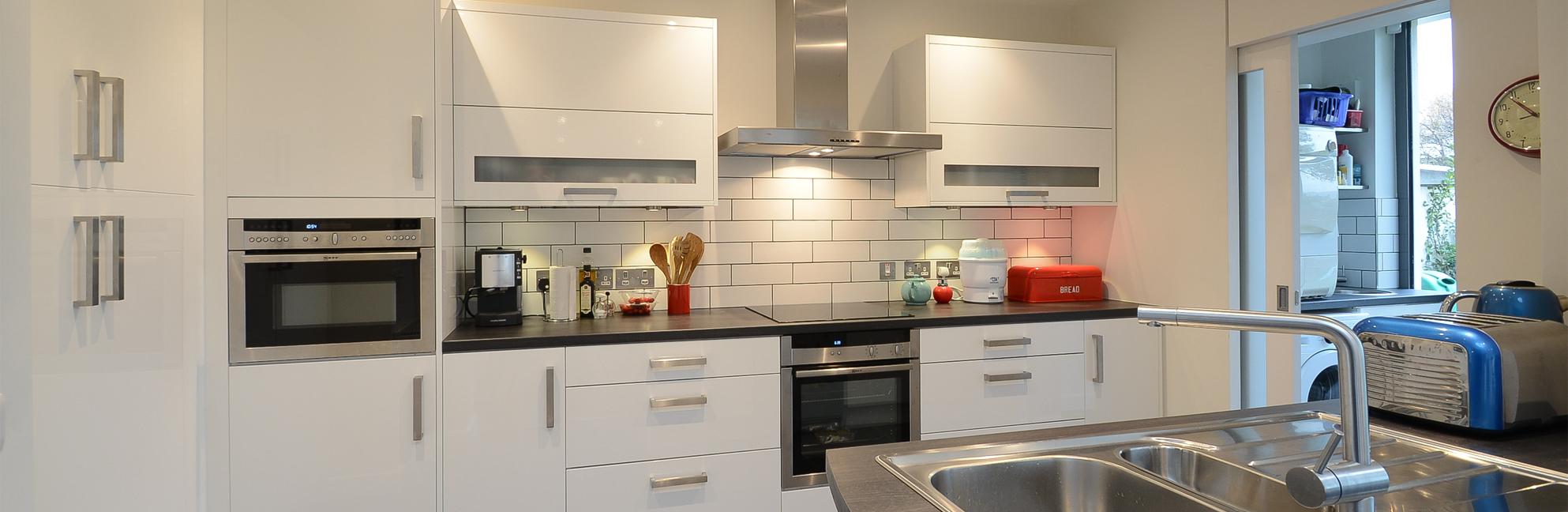 Slide alastair macnab architects for Kitchen design northern ireland