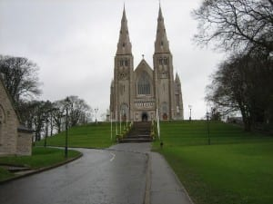 History behind Armagh Cathedral Architecture
