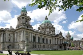 History of Belfast City Hall