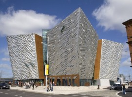 Changes in Belfast Architecture